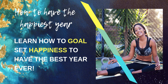 Goal setting, New Year's Resolutions