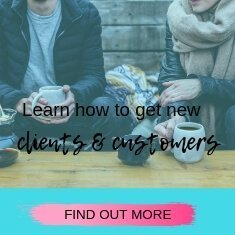 How to get more clients and customers